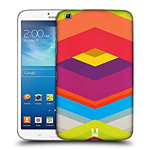 Head Case Designs Abyss Geometric Patterns Hard Back Case for Samsung Galaxy Tab 3 8.0