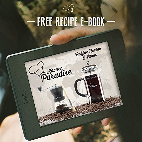 The Kitchen Paradise Best Manual Hand Coffee Grinder Mill