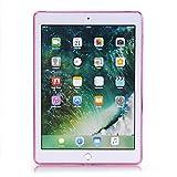 iPad case Transparent TPU case iPad 7.9 inch Mini 1 Mini 2 Mini 3, inShang Clear Flexible Soft Back Cover Shockproof Washable Super Slim case Skin Wrapper
