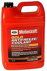 Amazon.com: Motorcraft Engine Coolant/Antifreeze VC7B