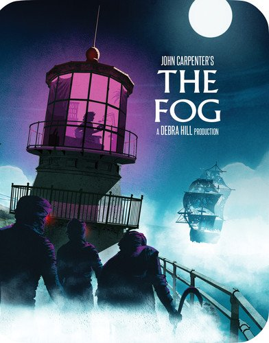 The Fog [Limited Edition Steelbook] [Blu-ray] -