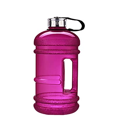 Sports Fitness Bottle Plastic Kettle 2.2L Large Capacity Water Jug Container