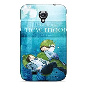 For Case Samsung Galaxy S4 I9500 Cover Defender(twilight New Moon)