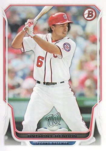 2014 Bowman #96 Anthony Rendon - Washington Nationals (Baseball Cards)