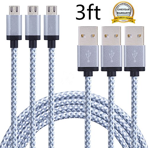 mcuk-3-pack-3ft-extra-long-nylon-braided-micro-usb-cable-high-speed-usb-20-a-male-to-micro-b-sync-an