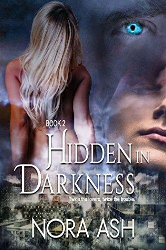 [Hidden in Darkness: Paranormal Menage Romance] (Hot Superhero Women)