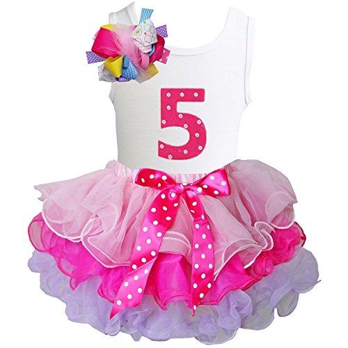 Kirei Sui Girls Tutu & Birthday M 5th Lavender]()