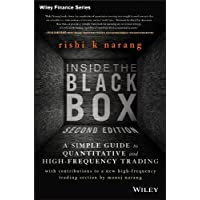Inside the Black Box: A Simple Guide to Quantitative and High-Frequency Trading: 846