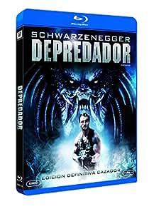 Depredador (Edición Definitiva Cazador) [Blu-ray]