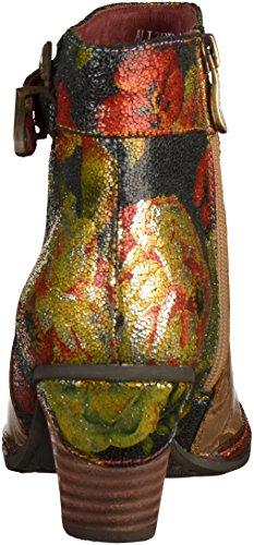 Laura Vita ALIZEE07 SL1293-7L Damen Stiefelette Beige(Taupe)