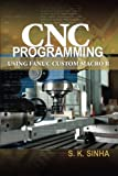 img - for CNC Programming using Fanuc Custom Macro B book / textbook / text book