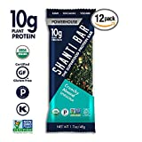 Cheap SHANTI BAR The Superfood Protein Bar | 10g Plant Based Protein | POWERHOUSE SPIRULINA Crunchy Almond | Raw Paleo Snack Bars | 1.7 Ounce, 12 Count