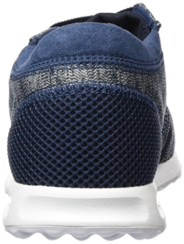 adidas Damen Los Angeles Sneaker Blau (Legend Ink/Mineral Blue/Ftwr White)