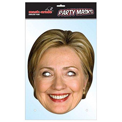 mask-arade ヒラリー・クリントン パーティーマスク【Hillary Rodham Clinton】