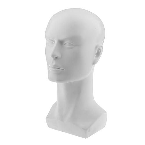 MagiDeal PVC Mujer Maniquí Cabeza Presentación de Busto Sombrero Peluca  Joyería Pantalla Modelo - 2   Amazon.es  Joyería 2a0cfb8e692