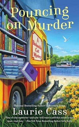 Pouncing on Murder (A Bookmobile Cat (Pouncing Cat)