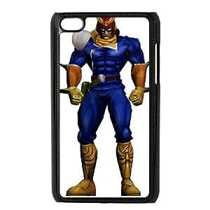 iPod Touch 4 Case Black Super Smash Bros Captain Falcon SP4094904