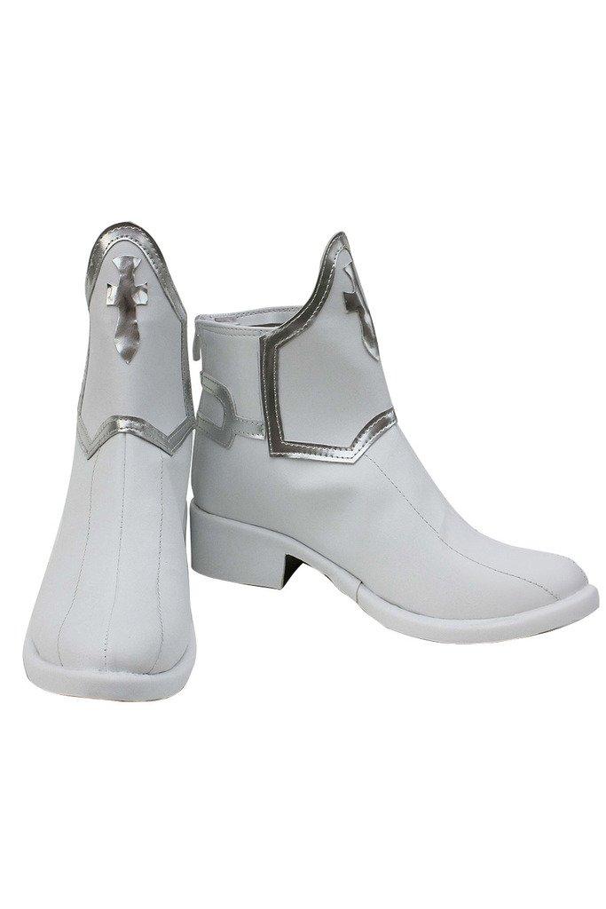 Fuman Sword Art Online Asuna Stiefel Karneval Schuhe cosplay Stiefel Damen Weiß 40