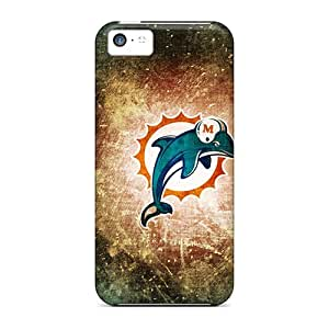Great Hard Phone Cases For iphone 6 4.7 (AUT15477PTyF) Customized Nice Miami Dolphins Image
