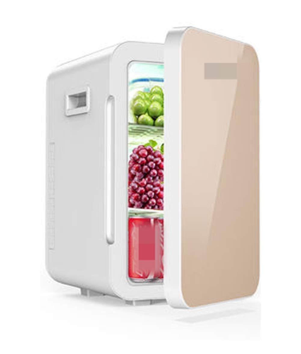 QPSGB 車の冷蔵庫 - 車の冷蔵庫小さな家庭用寮学生の寝室車の家デュアルユース冷蔵庫 (色 : E)  E B07RWZ9LVX