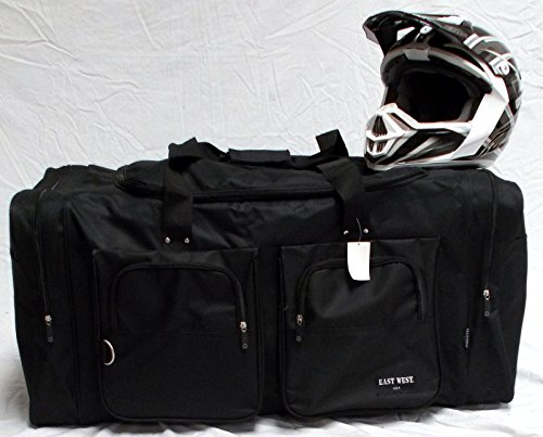 Wingsmarketshop XL Motorcycle Main Rampage ATV Gear Bag Motocross Off Road Dirt...