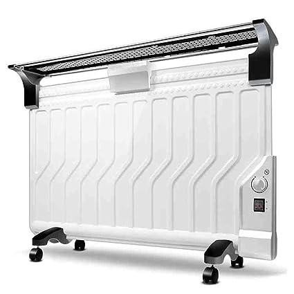 AINUO 2200W Calentador radiador Lleno de Aceite para el ...