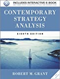 Contemporary Strategy Analysis Text Only 8th Edition