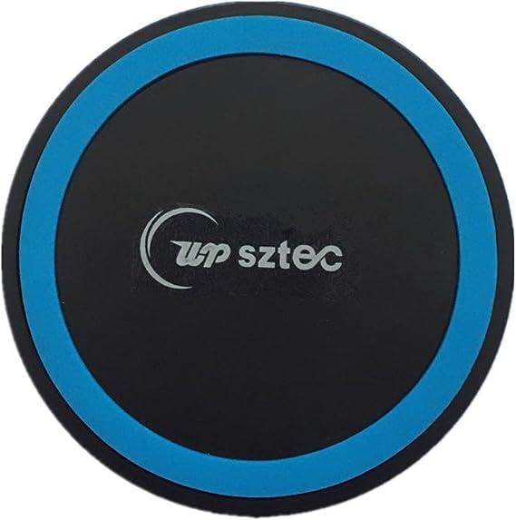 Amazon.com: Cargador inalámbrico, upsztec Qi Wireless Carga ...
