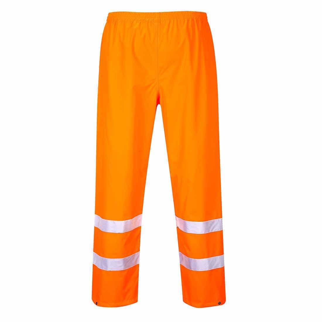Portwest PANTS メンズ B00KHNHV84 S|オレンジ オレンジ S