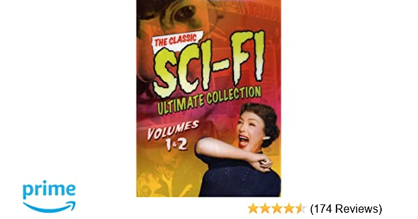 Amazon com: The Classic Sci-Fi Ultimate Collection, Vols  1 & 2