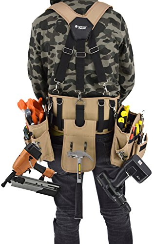 The 8 best tool belts with suspenders