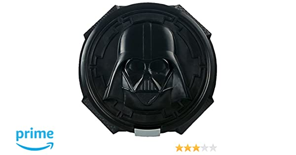 LEGO Star Wars - Fiambrera con diseño Darth Vader (#30200001): Amazon.es: Hogar