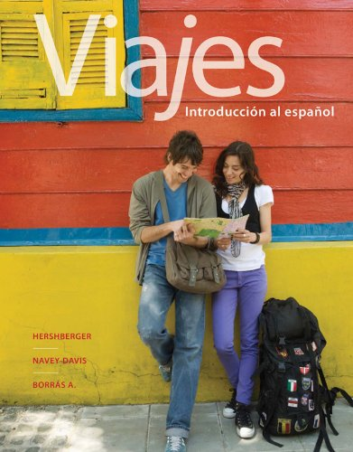 Download Viajes: Introduccion al espanol (Available Titles iLrn: Heinle Learning Center) Pdf