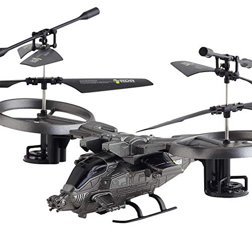 Celendi RC Helicopter 4 Channel 2.4 GHZ Crash Fighter Child Electric Toy Drone