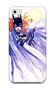 fenglinlinNannette J. Arroyo's Shop 9960552K21311366 New Arrival Batgirl In Watercolor Case Cover/ 5c Iphone Case