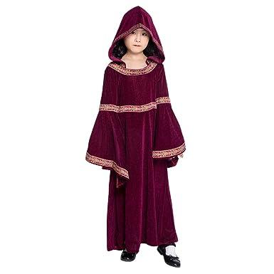 K-Youth Disfraz de Carnaval para Niñas Vestido Bebe Niña Navidad ...