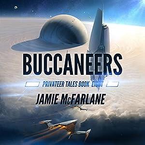 Download audiobook Buccaneers: Privateer Tales, Book 8