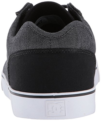 Men's DC Black White Dark Tonik Grey Uazwqda