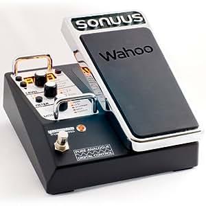 Sonuus Wahoo Ultimate Analogue Wah/Filter Pedal