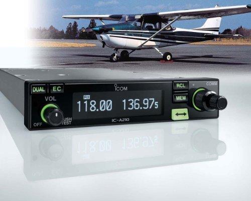 Icom IC-A210 VHF Airband Transceiver (Comm Transceiver)