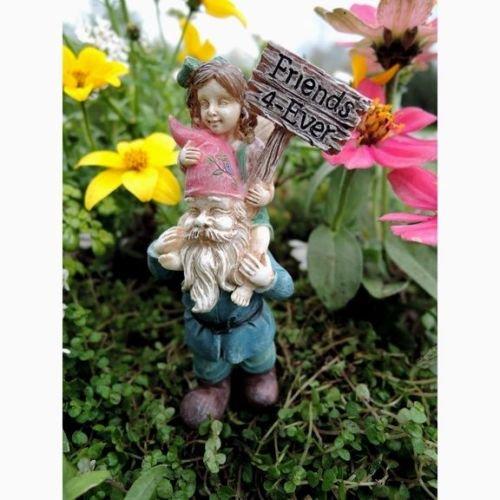Fairy Garden Miniature Garden Fairy Ellie & Digby (71)