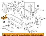 Porsche OEM 15-17 Cayenne 3.0L-V6-Cooling Pipe 95810627001