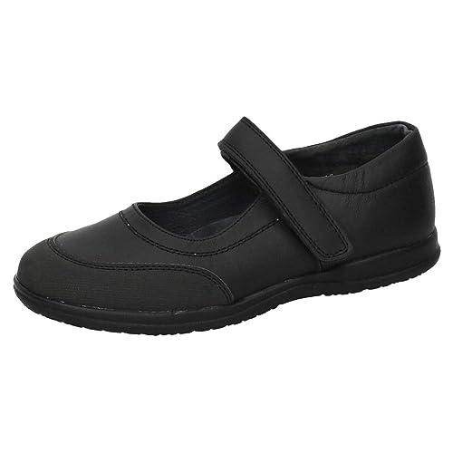 BONINO G01A-12 Zapatos Colegiales NIÑA Zapato COLEGIAL Negro 27