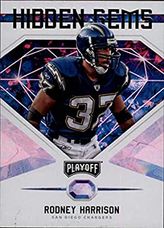 new styles 815ad 3a4e3 Amazon.com: 2018 Panini Playoff Hidden Gems #4 Rodney ...