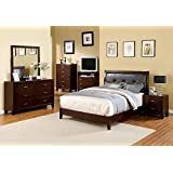 Amazon.com: 7 Pieces - Bedroom Sets / Bedroom Furniture: Home ...