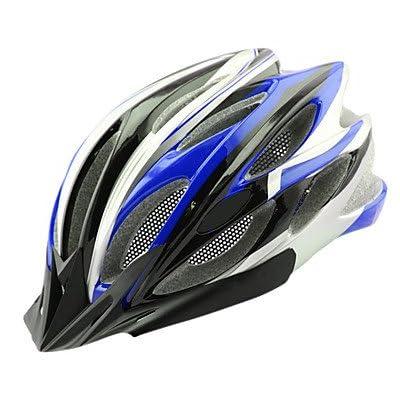 MEEX Casque de vélo 12trous d'aération de cyclisme Cyclisme/cyclisme de montagne/route Cyclisme/loisirs Cyclisme Taille unique PC/EPS, 55–64cm
