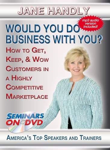 Best buy Would You Business With You? - How Get, Keep, and Wow Customers Seminars Demand