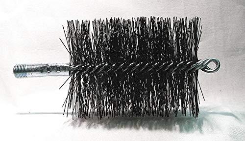 Tube Brush 1//4 MNPT Dia 1 3//4 Length 8