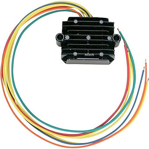 Rick's Motorsport Electrics レギュレーターレクチファイア 75年-79年 XS650 862259 10-504* B01MSL9USC