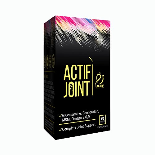 Force maximale soulagement rapide Joint actif 4-en-1, cliniquement prouvé formule, 120ct, Made in USA
